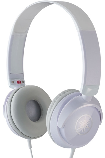 Yamaha Headphones HPH-50 In White