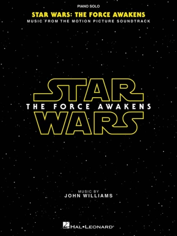 Star Wars Episode VII The Force Awakens Piano Solo ( John Williams)