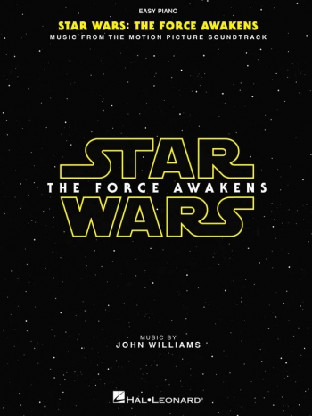Star Wars Episode VII The Force Awakens Easy Piano ( John Williams)