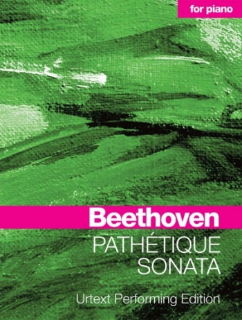 Piano Sonata C Minor Op.13 (pathetique) (Mayhew)