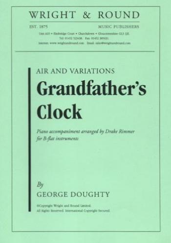 My Grandfathers Clock: Euphonium & Piano Arr Doughty
