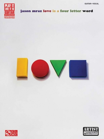 Mraz: Love Is A Four Lettered Word: Guitar/tab