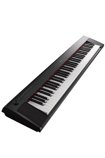 Yamaha NP-32 Piaggero Digital Keyboard Black
