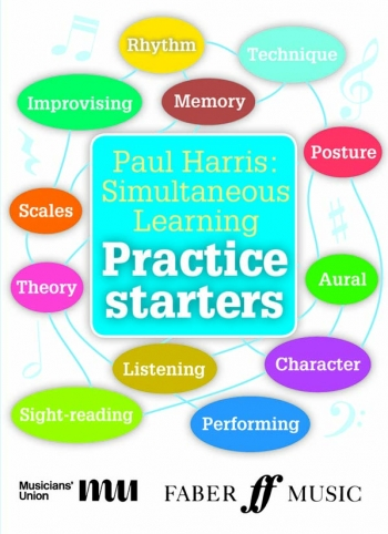 Simultaneous Learning Practice Starter Cards: Paul Harris
