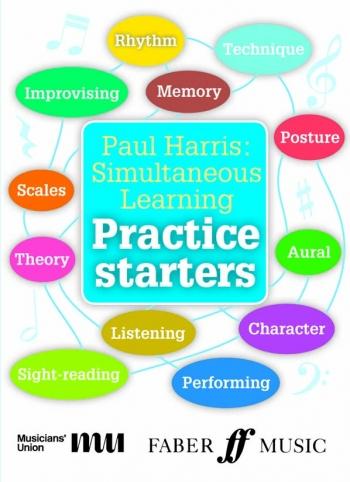 Simultaneous Learning Practice Starter Cards: Paul Harris