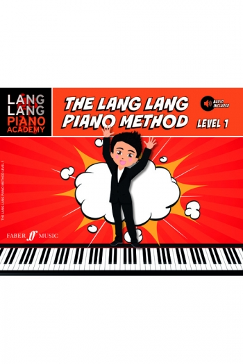 Lang Lang Piano Piano Method Level 1 Piano Solo (Faber)