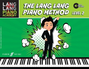 Lang Lang Piano Piano Method Level 2 Piano Solo (Faber)