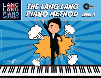 Lang Lang Piano Piano Method Level 3 Piano Solo (Faber)