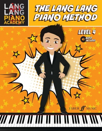 Lang Lang Piano Piano Method Level 4 Piano Solo (Faber)