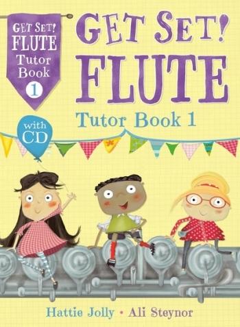 Get Set Flute Tutor Book 1 Book & CD (Jolly & Steynor) (A & C Black