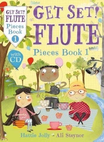 Get Set Flute Pieces Book 1 Book & CD (Jolly & Steynor) (A & C Black