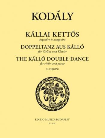 The Kálló Double-Dance Violin & Piano (EMB)