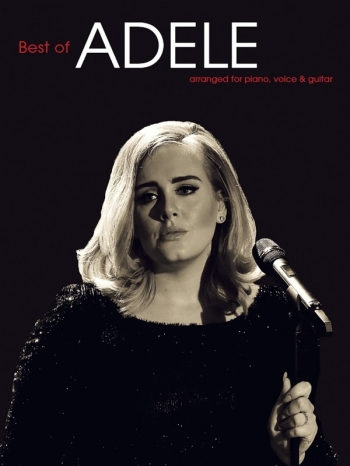 Best Of Adele: Piano Vocal & Guitar (2016 Version)