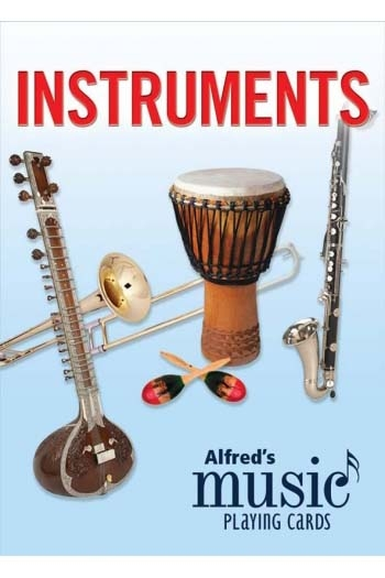 Playing Cards - Instruments