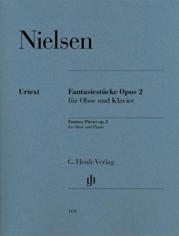 Fantasy Pieces: Op2: Oboe & Piano (Henle)