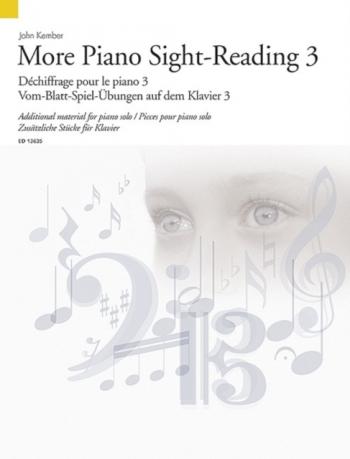 More Sight-Reading Book 3: Piano (Kember)