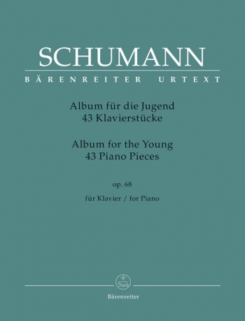 Album For The Young: 43 Piano Pieces For The Young Op. 68: Piano (Barenreiter)
