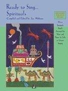 Ready To Sing... Spirituals: 11 Favourites: Book & Cd: Vocal Solo Or Unison (Althouse