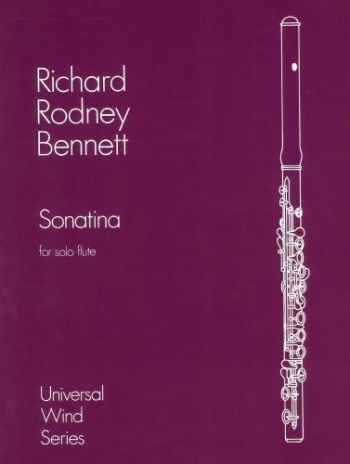 Sonatina Flute & Piano (Universal)