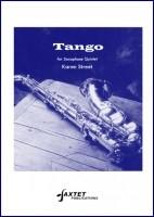 Tango Saxophone Qunitet Score And Parts SATB