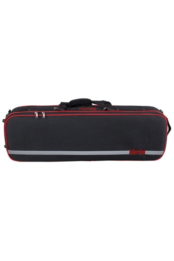 Hidersine 3/4 Black Oblong Violin Case