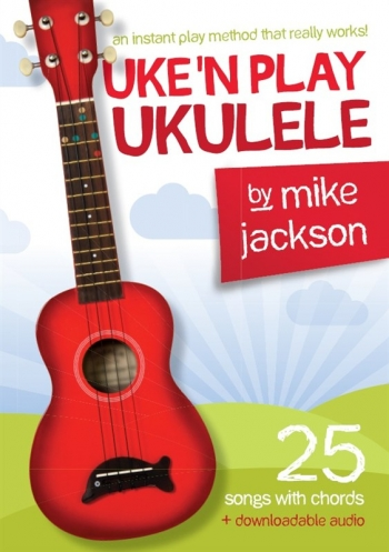 Uke'n Play Ukulele (Book/Audio Download) (Jackson)