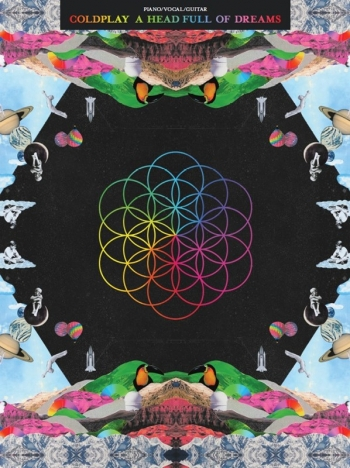 Coldplay: A Head Full Of Dreams: Piano Vocal Guitar