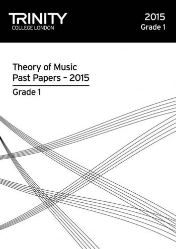 Trinity CollegeTheory Of Music Past Paper (2015) Grade 1