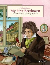 My First Beethoven: Easiest Piano Pieces By Beethoven (Schott)