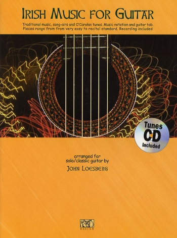 Irish Music For Guitar: Book & Cd