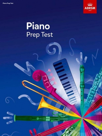 ABRSM Prep Test For Piano