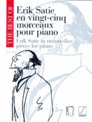 The Best Of: Erik Satie Vol. 1 Piano Solo (Salabert)