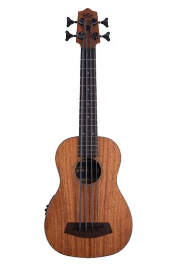Bass Ukulele: Kala U-Bass: Rumbler: Electro Acoustic