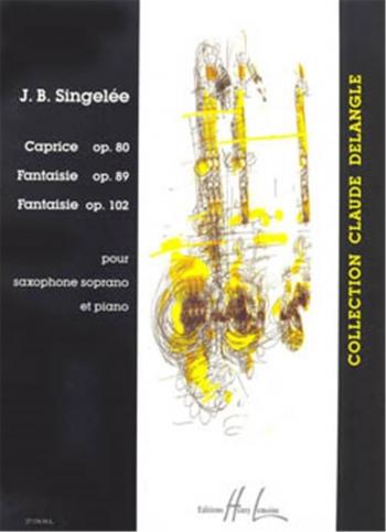 Trio For Soprano Saxophone, Tenor Saxophone And Piano