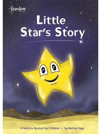 Little Star's Story: Cantata: Book & Cd: KS1 (Nairne Page)