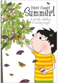 Here Comes Summer By Leading Children's Writers Ages 5-11 Book & Cd