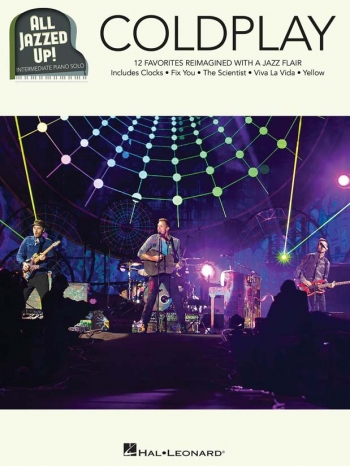 All Jazzed Up - Coldplay ! Piano Solo (Hal Leonard)