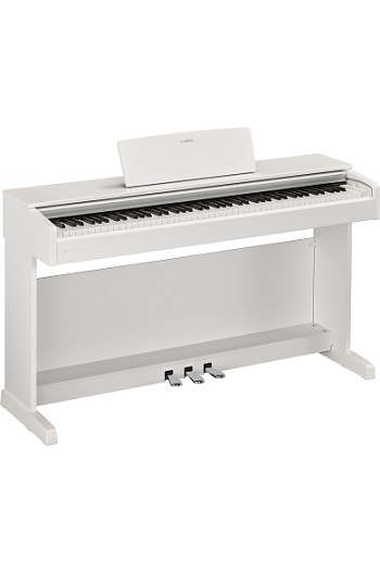 Yamaha YDP-143 Arius Digital Piano - White