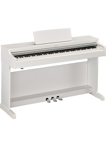 Yamaha YDP-163 Arius Digital Piano - White