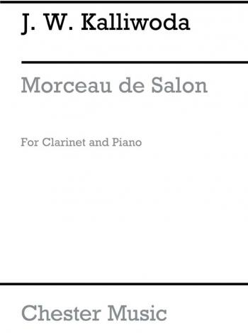 Morceau De Salon: Op228: Clarinet & Piano (Chesters) Archive