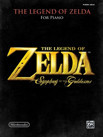 The Legend Of Zelda?: Symphony Of The Goddesses: Piano Solo (Alfred)