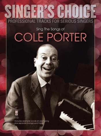 Singers Choice: Sing The Songs Of Cole Porter: Vol 1: Book & Cd