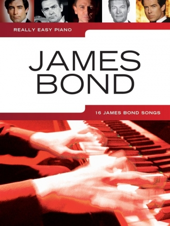 Really Easy Piano: James Bond: Piano Solo