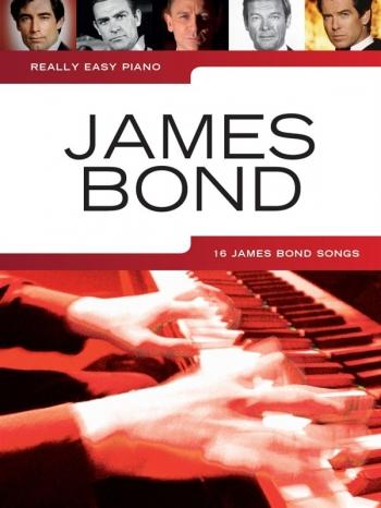 Really Easy Piano: James Bond: Piano Solo