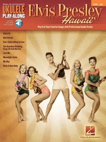 Ukulele Play-Along Volume 36: Elvis Presley (Book/Online Audio)
