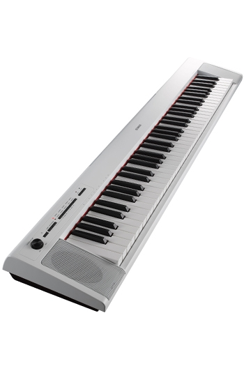 Yamaha NP-32 Piaggero Digital Keyboard White