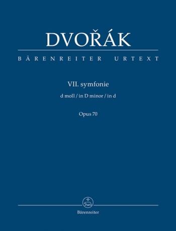 Symphony No. 7 in D minor, Op.70 (Urtext) Study Score (Barenreiter)