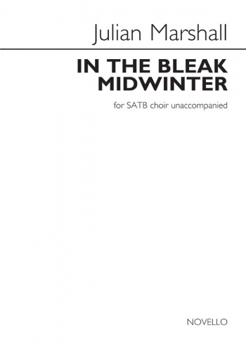 In The Bleak Midwinter: Vocal Score (Novello)