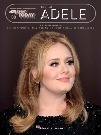 E-Z Play Today Volume 38: Best Of Adele