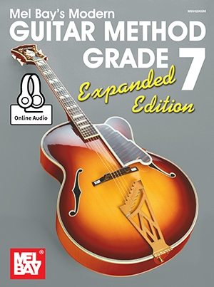 Modern Guitar Method Grade 7 - Expanded Edition